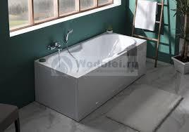 Акриловая ванна <b>Aquanet Polo</b> 170x80, цена 13738 руб. Купить в ...