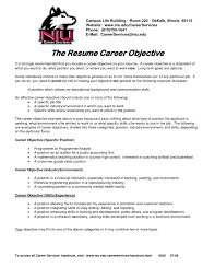 good resume objective general resume builder good resume objective general resume objective statements enetsc resume objective examples career change resume objective general