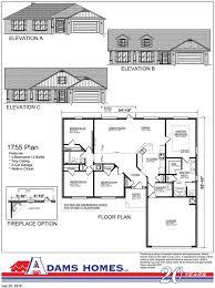 brierfield adams homes available floor plans