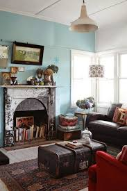 design ideas betty marketing paris themed living: distressed fireplace vintage trunkour living room could look like this