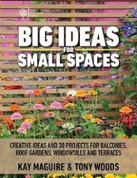 Nonfiction Book Review: Big Ideas for Small Spaces: <b>Creative</b> Ideas ...