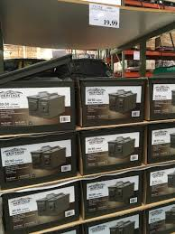 correction costco new cal cal ammo can each in store correction costco new 50cal 30cal ammo can 9 95 each in store archive net