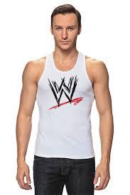 <b>Майка классическая WrestleMania</b> #687021 по цене 869 руб. в ...