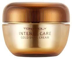 TONY MOLY Intense Care <b>Gold</b> Snail Cream <b>Крем для лица</b> ...