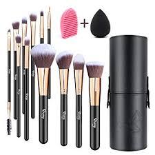 3 12pcs makeup brushes set professional make up eye shadow blending eyeliner eyelash eyebrow brush for tool
