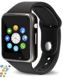 snowpack Genuine A1 <b>Smart Watch</b> Phone Camera SIM Card ...