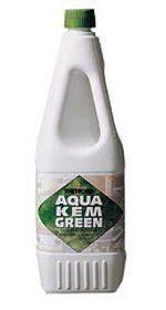 Раствор расщепитель, AQUA KEM GREEN, 1,5 л | Биотуалеты ...
