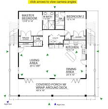 Hip Roof House Plan Roof House Plans Designs Skillion Roof    Clearview p Sq Ft On Piers Beach House Plans Beach in beach house plans
