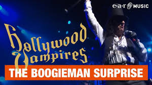 "<b>Hollywood Vampires</b> ""The Boogieman Surprise"" (Live) Official Video ..."