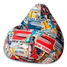 <b>Кресло</b>-<b>мешок DREAMBAG New York</b> 2XL — купить в интернет ...