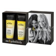 <b>Подарочный набор JOHN FRIEDA</b> Сияющий блонд — купить в ...