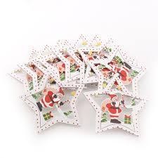 50Pcs <b>Novelty</b> Christmas Wooden Buttons <b>Santa Claus</b> Snowman ...