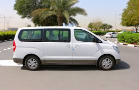 Image result for white hyundai h1