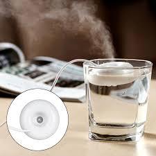 <b>1Pc Mini</b> USB Donut <b>Humidifier</b> Air Purifier Aroma Diffuser Home ...