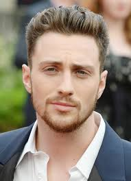 Aaron Taylor-Johnson  - 2019 Regular brown hair & classic hair style.