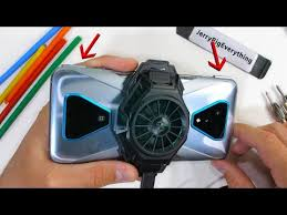 <b>Black Shark</b> Pro Fun <b>Cooler</b> Back <b>Clip</b> Liquid <b>Cooling</b> Fan for ...