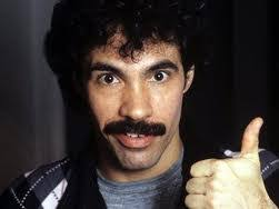John Oates moustache Let's Not Get Carried Away