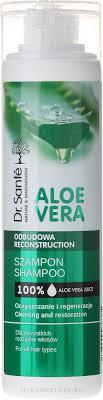"Dr. Sante Aloe Vera - Шампунь ""Реконструкция"" | Makeupstore.ru"
