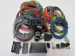 chevy truck wiring harness 25 circuit 20 fuse universal wiring harness car truck streetrod chevy ford