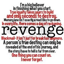 Image result for i will get revenge quotes