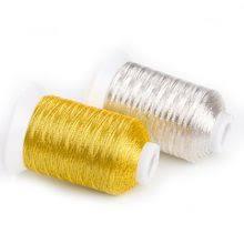 Online Shop Simthread Metallic Embroidery Thread High Quality ...