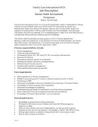 cover letter account receivable position