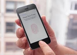 Touch ID ile ilgili görsel sonucu