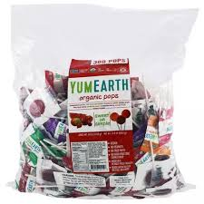 Yumearth <b>Organic Pops Assorted Fruits</b> Flavors
