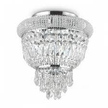 Подвесная <b>люстра Ideal Lux Dubai</b> SP24 Cromo — купить в ...