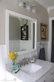 results crown molding bathroom images