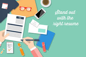 how to tailor your resume to the job you want   talented ladies clubstand out   the right resume