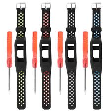 <b>Replacement Silicone</b> Watch Band <b>Wrist Strap</b> For Garmin ...