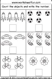 Kindergarten Worksheets / FREE Printable Worksheets – Worksheetfunkindergarten worksheet Number Counting Worksheets · Kindergarten Worksheets