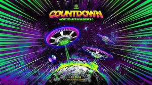Countdown NYE 2020 - New Year