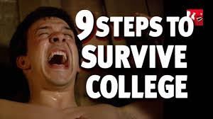9 steps to survive college rt shorts
