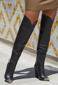 DOROTHY <b>OVER THE KNEE BOOT</b> - ShoeDazzle