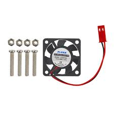 DC 5V 0.2A Mini Computer Case Cooler <b>Cooling Fan</b> with Screws ...