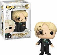Гарри поттер <b>Драко Малфой</b> фигурки оригинальная (не нарушена)