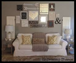 furniture living room wall: my living and dining room reveal a welcomed new space walls intellectual gray
