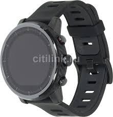 """Купить Смарт-часы <b>AMAZFIT Stratos</b>, 1.34"""", <b>черный</b> в интернет ..."""