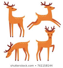 <b>Cartoon Deer</b> Images, Stock Photos & Vectors | Shutterstock