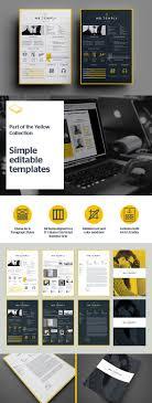 creative cv resume templates cover letter portfolio visual creative resume template