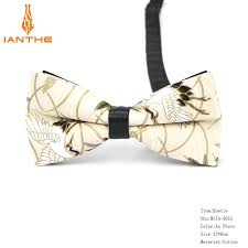2018 Brand New Fashion <b>Men Classic Tie</b> Bowties Casual Cotton ...