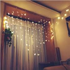 EU Plug/battery powered <b>led</b> light <b>star moon</b> lamp Holiday lights ...