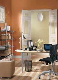 c this is how buttered yam color might look like in your space looks calming office colors