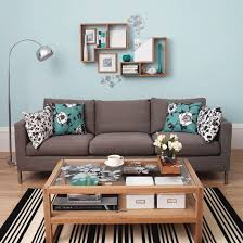 blue living rooms modern minimalist and living room decorations on pinterest blue living room ideas