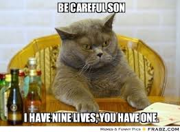 Be Careful Son... - rucallinmeacheat Meme Generator Captionator via Relatably.com