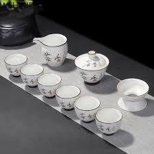 Новый <b>стиль</b>, сельдон, рыбный <b>чайный сервиз</b>, чайный чайник ...