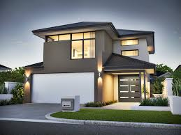 Narrow Lot Homes   Two Storey   Narrow Lot Homes  Small lot Homes    The Triumph Storey   m Narrow Home