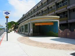 Zhongshan Elementary School metro station